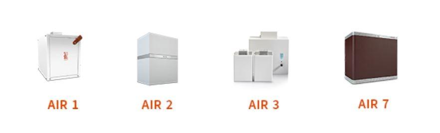 Duftgeräte bis 400 m²