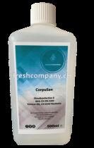 Händedesinfektionsmittel CorpuSan Handdesinfektion E 12 x 500 ml