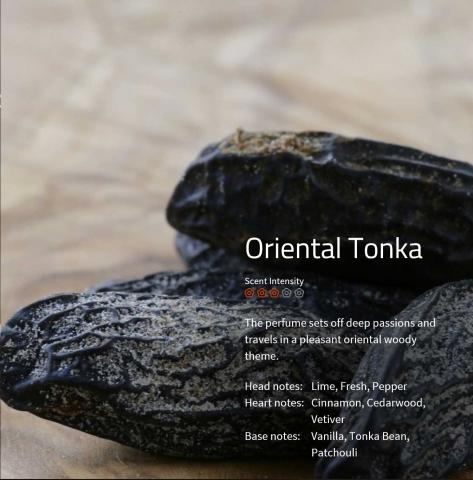 Oriental Tonka Aromaöl 200 ml