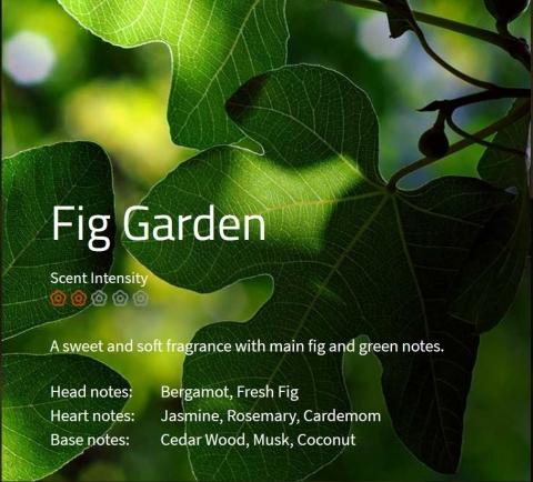 Fig Garden Aromaöl 200 ml
