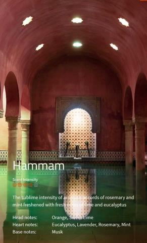 Hammam Duftmarketing Aromaöl 200 ml