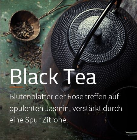 Black Tea Duftmarketing Aromaöl 200 ml