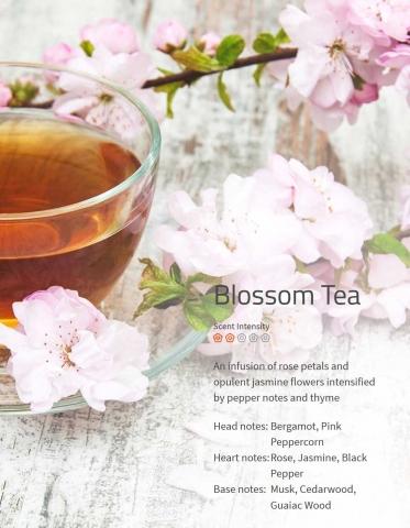 Blossom Tea Duftmarketing Aromaöl 200 ml