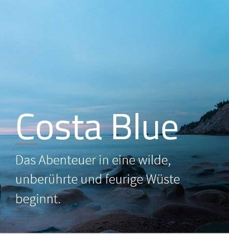 Costa Blue Aromaöl 200 ml