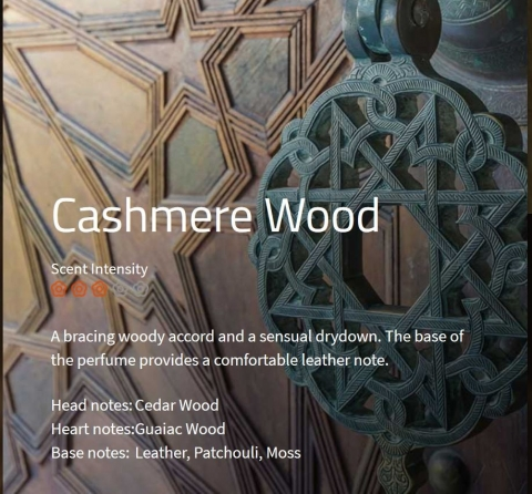 Cashmere Wood Aromaöl 200 ml