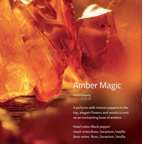 Amber Magic Raumparfüm Aromaöl 200 ml