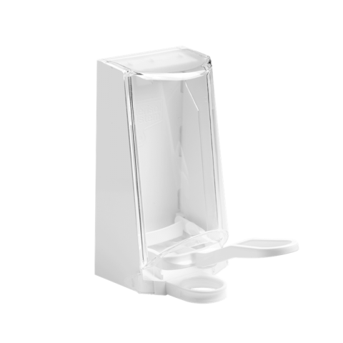 Sterisol Desinfektionsspender, Seifenspender Stahl Armhebel für 0.7L