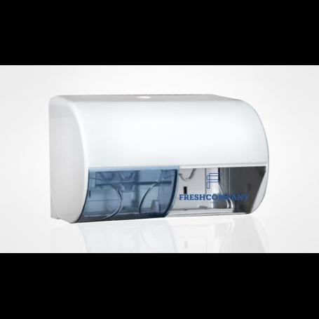 WC- Papierspender für 2 WC-Standardrollen