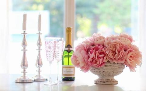 Champagne - Aromaöl der verlockende Duft eines Champagnerkelchs