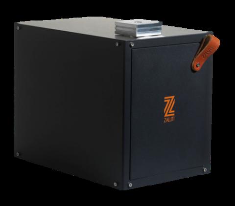 Duftgerät Zaluti Air1 schwarz matt