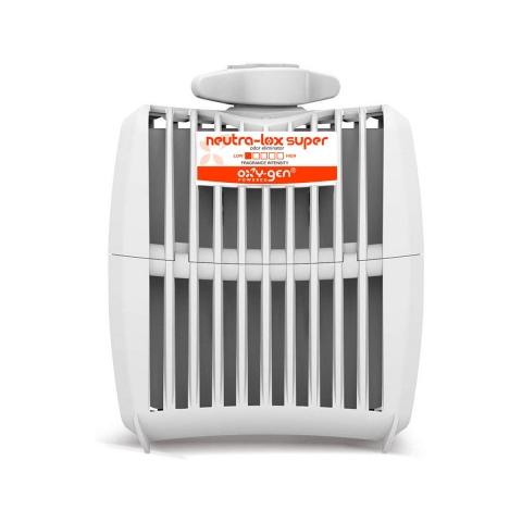Kartusche Neutra-Lox - Geruchs-Neutralisator - für Oxygen Pro - 6 Stück - bis 90 Tage Duft