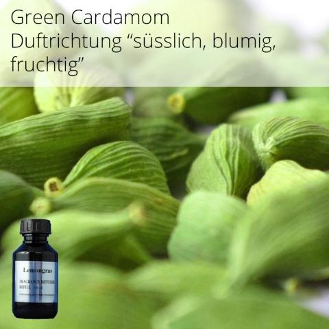 green cardamom 100 ml Refill Aromaöl