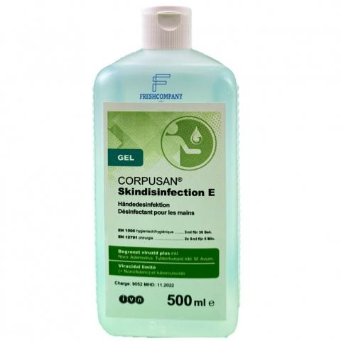 Handdesinfektionsmittel Corpusan Skin-Gel 500 ml