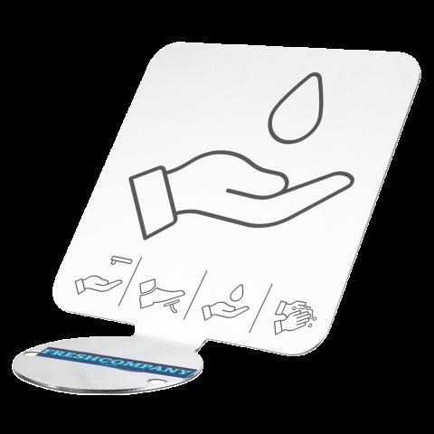 Anwendungshinweis Gebrauchsanweisung Fusspedalspender