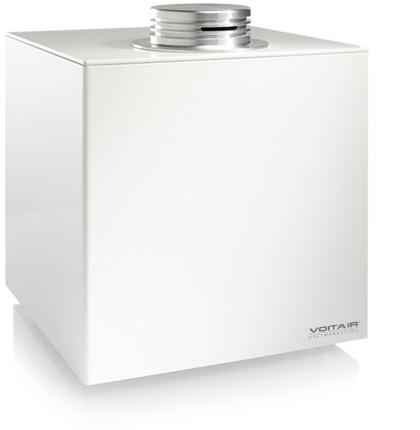 Voitair ATOMIZER VA 400 für professionelle Raumbeduftung High Tech Beduftungsmaschinen aus eloxiertem Aluminium zeichnet sich durch das zeitlose Design und hochwertige Qualität aus.
