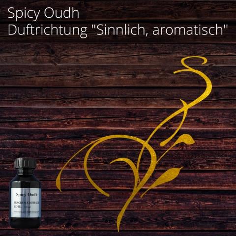 Spicy Oudh Aromaöl