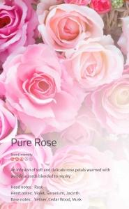 Pure Rose  Duftmarketing Aromaöl 200 ml