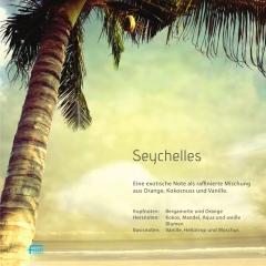 Seychelles Aromaöl 200 ml - eleganza - die Abenteuerreise der Düfte 200 ml