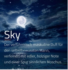 Sky Aromaöl 200 ml
