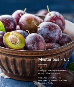 Mysterious Fruit Aromaöl 200 ml - food - Düfte von Zitrus mit Pfeffer bis Champagne und Chocolate