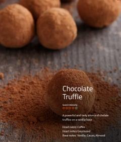 Chocolate Truffle Aromaöl 200 ml - food - Düfte von Zitrus mit Pfeffer bis Champagne und Chocolate