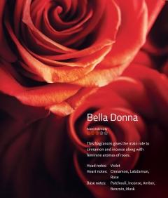 Bella Donna  Aromaöl 200 ml - eleganza - die Abenteuerreise der Düfte