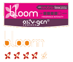 bloom: blumiger Duft in Duftkartuschen Oxygen Pro bis 90 Tage Duft