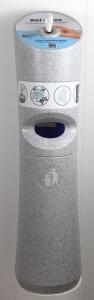 Desinfektionstuchspender,  Wet-wipe Spender, Reinigungstuchspender, Standspender, Gym Wipe Standspender