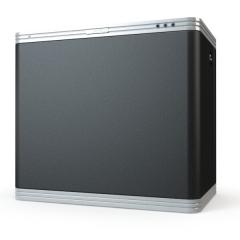 Raumduftgerät Zaluti AIR7-schwarz matt