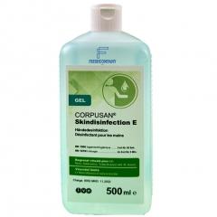 Hand Desinfektion Gel CORPUSAN® Skindisinfection E Viruzid Plus 500 ml