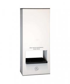 Händedesinfektionsspender 1 Liter Sensor non touch Holzstruktur Tischmodel