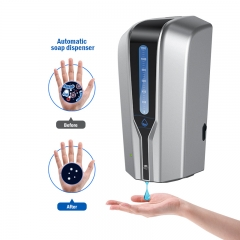 Desinfektionsspender Sensor automatic 1200ml Silver