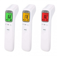 Stirn-Fieberthermometer digitales infrarot Thermometer