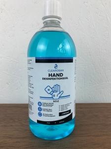 Desinfektionsgel Händedesinfektionsgel 1 Liter