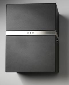 Raumduftgerät Wandmontage Zaluti Air2-schwarz
